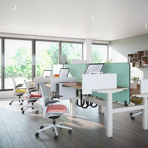 Inspiration Office Products Desks Gallery Image