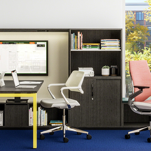 Inspiration Office Storage Gallery