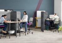 Hot desk